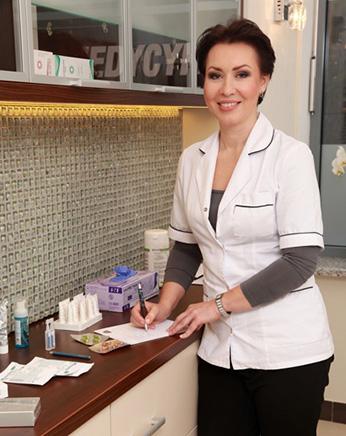 dr n. med. Dorota Stańczak-Sionek