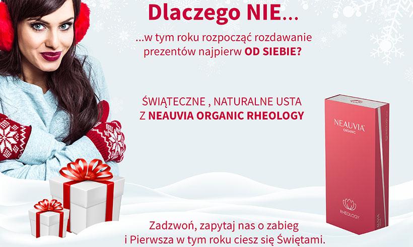 Oferta wypełniacz Nuevia Organic Reology